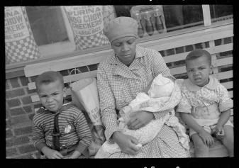 San Augustine, Texas 1939