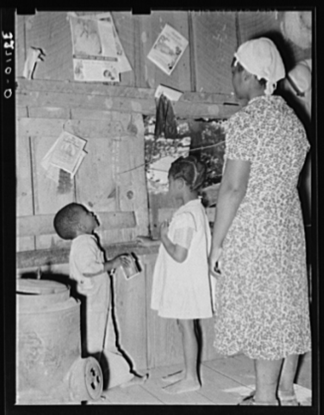 Marshall, Texas 1939