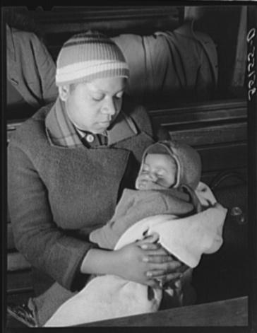 Bristow, OK 1940