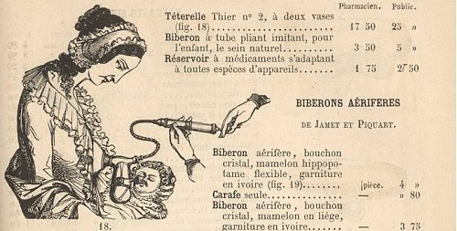 Teterelle Theirs 1860