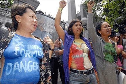 protests cebu